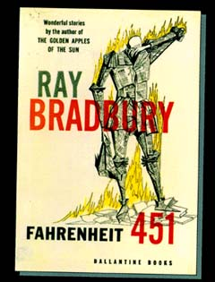 comparitive essay of anthem and farenheit This video shows a breakdown of anthem written by ayn rand and fahrenheit 451 by ray bradbury we cover the similarities and the differences including the ov.